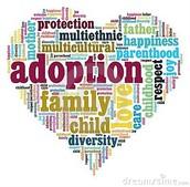 Adoption heart