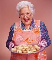 """""""cake lady"""""""