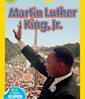 Martin Luther King, Jr. (National Geographic Readers Series) by Kitson Jazynka