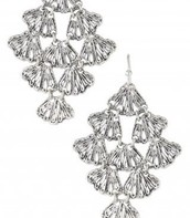Geneve Lace Earrings