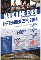 Second Annual KISD Marching Expo