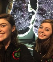 Selfie with Crystals