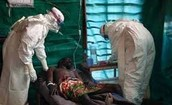 Ebola is a super deadly virus that can kill you