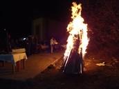 Foc de tabără