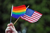 1) Same-Sex marriage became legal for all 50 states.