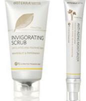 Invigorating Scrub & Anti-Aging Moisturizer