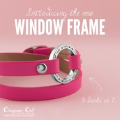 New Window Frames (Fit in Large Locket too!)