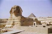 2. Sphinx in Giza