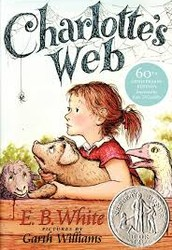 One Book One School... CHARLOTTE'S WEB