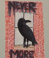 """""""The Raven"""" inspired artwork"""