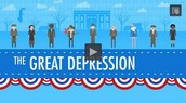 The Great Depression | Crash Course US History #33