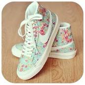 zapatos pastel