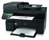 HP LASER M1212NF PRINTER ALL IN ONE