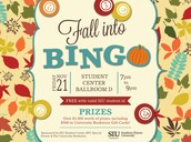Fall into Bingo!!