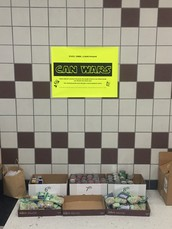 STUCO Canned Food War