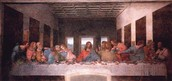 הסעודה האחרונה של דה וינצ`י