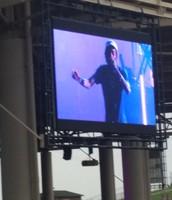 Wiz Khalifa rocking the stage