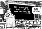 Satirical cartoon #1
