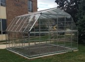 Our Greenhouse!