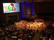 The Worship Center was the perfect location for our program!