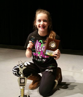 1st place category, 2nd overall