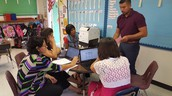 3rd Grade Reviewing Lesson Plan Feedback