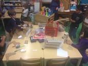 """Junk"" Construction Alison & Naomi's class"