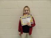 Natalie Kahn - First Grade