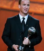 Peyton Manning's Awards