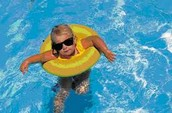 Flotation devices put on properly on children