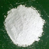 Powdered form of CaCo₃