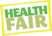 2013-2014 Manzanita Campus Health Fair