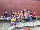 Oak Grove School Girl Scout Project