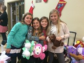 Stuffed Animal Raffle