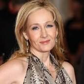 Jk Rowling (full name Joanne Rowling)