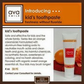 Newly Released Kids' Toothpaste
