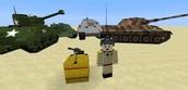 minecraft tanks