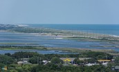 Pamlico Sound from the Cape Hatteras Lighthouse