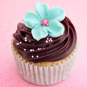 For nature loving cupcake eaters