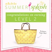 Splash Incentive LEVEL TWO achievers