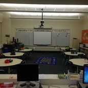 Media Center Classroom