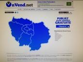 Site gratuit de petites annonces en Ile-de-France