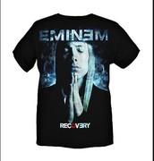 La camiseta de Eminem