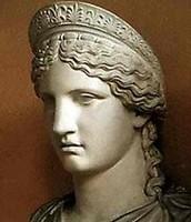 Rhea, as Poseidon's Mother
