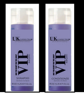 VIP keratin Shampoo & Conditioner