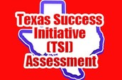 TSI (Texas Success Initiative) Test -- SAMPLE QUESTIONS