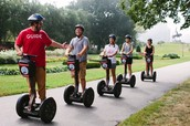 Chicago Segway Tour: July 21