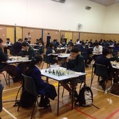Inter-School Chess Competition