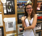 3rd Place Winner at State Fair for Jr. Division Photography
