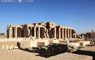 Ramesseum Egyption Tymple